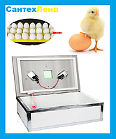 Инкубатор Наседка ИБ-100 на 100 яиц с механическим переворотом
