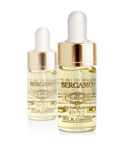 Сыворотка с экстрактом икры Bergamo Caviar High Potency Ampoule 13 мл*1 шт