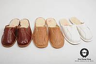 Женские тапочки, тёплые комнатные тапочки, комнатная обувь, фото 1