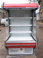 Холодильный регал MAWI 1.2 м. б/у, купить горку холодильную бу, фото 1