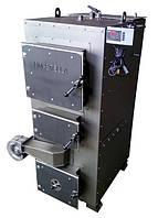 Твердотопливный пиролизный котел в Херсоне DM-STELLA