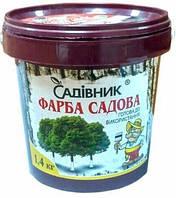 """Краска садовая """"Садовник"""" (4кг)"""
