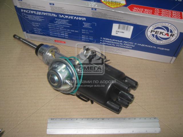 Распределитель зажигания ВАЗ 2101,-04,-05, контактн. (покупн. Пекар)