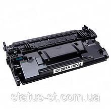 Картридж HP 87A (CF287A) для принтера LJ Enterprise M501n, M501dn, M506dn, M506x, M527c сумісний (аналог)
