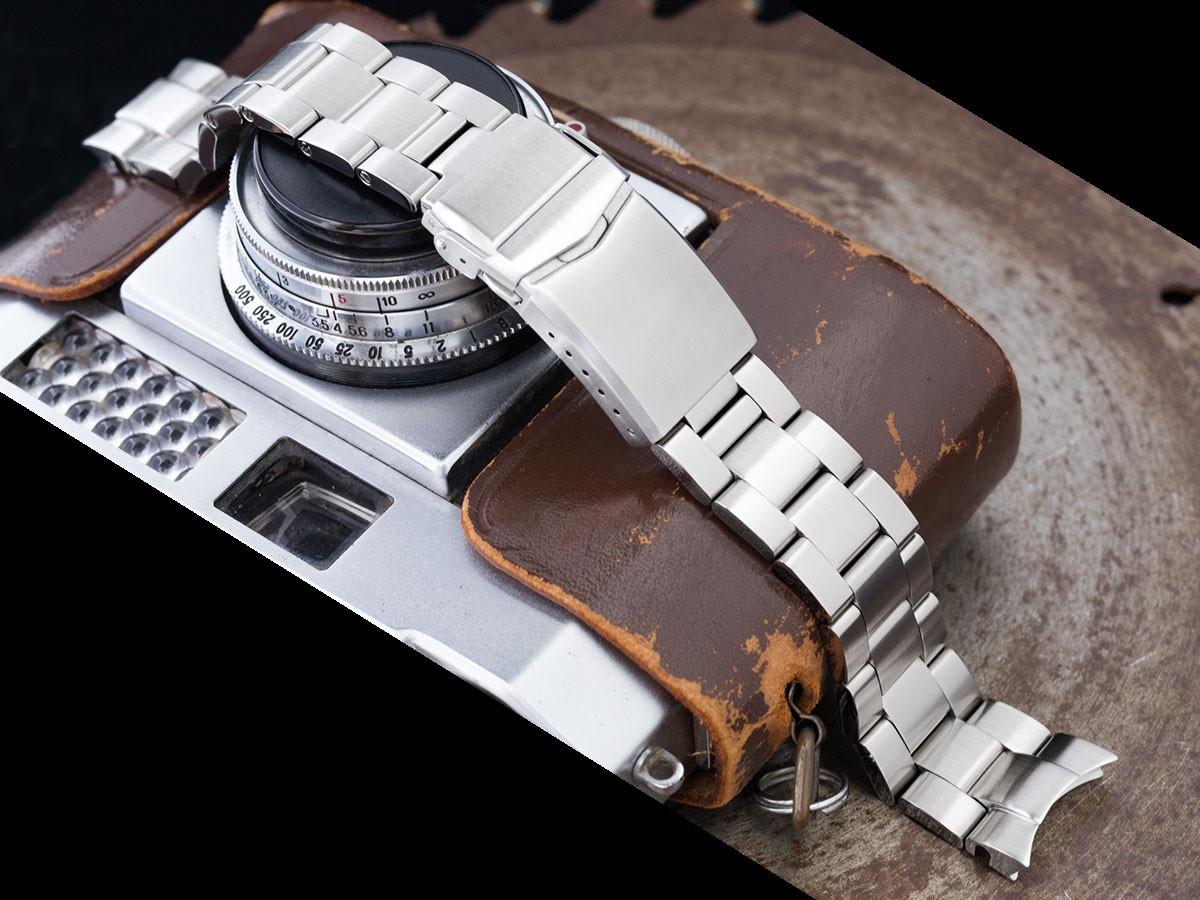 20мм Super Oyster 316L стальной браслет Miltat для Seiko Alpinist SARB017, SBDC091, SPB121J1