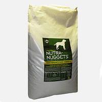 Nutra Nuggets Nutra Nuggets Performance зеленая для взрослых собак 15кг+3к