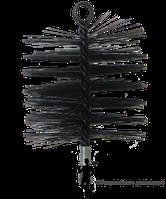 Ершик для чистки теплообменника котла D 80 мм
