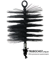 Ершик для чистки теплообменника котла D 120 мм