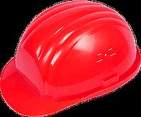 Каска будівельна (червона), фото 1
