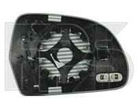 Вкладыш зеркала левый на Ауди AUDI A4 08-12 (B8)