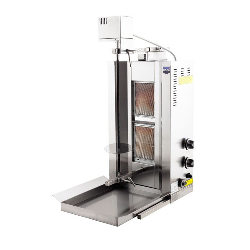 Аппарат для шаурмы  D14 LPG  Remta