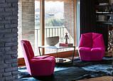 Итальянское дизайнерское кресло без подлокотников Gossip фабрика Alberta, фото 9