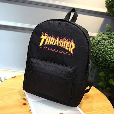 Рюкзак Thrasher, чорний