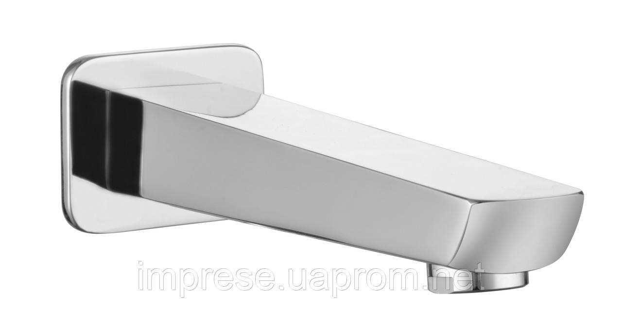 Излив для смесителя скрытого монтажа Breclav VR-11245
