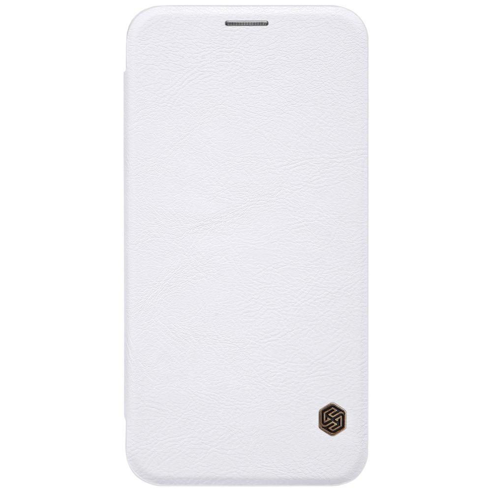 Чехол книжка Nillkin Qin Series для LG V30 белый