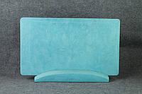Изморозь бирюзовый (ножка-планка) GK5IZ643 + NP643, фото 1