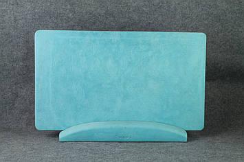 Изморозь бирюзовый (ножка-планка) GK5IZ643 + NP643, фото 2