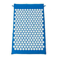 Массажный коврик Acupressure mat (аппликатор Кузнецова) 25.6 *16
