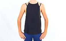Майка для фітнесу і йоги VSX V008-BK, фото 3