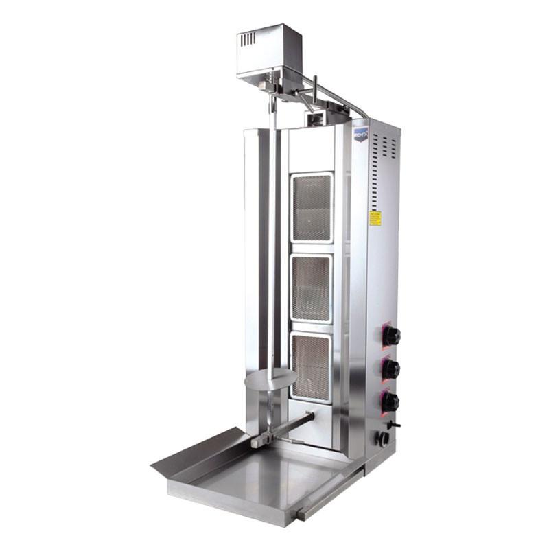 Аппарат для шаурмы  D15 LPG  Remta