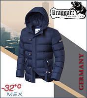 Зимняя куртка мужская с капюшоном, фото 1