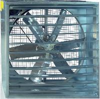 Вентилятор осевой квадратный DUNDAR KF 100