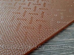 Полиуретан листовой COBBY р.400*200*6мм цвет коричневый