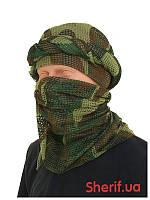 Шарф-сетка маскировочный MIL-TEC Woodland  12625020