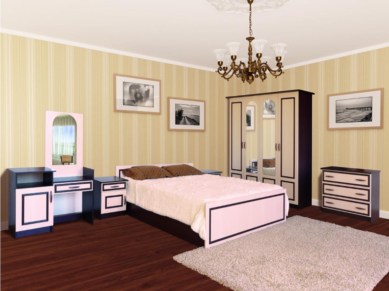 Спальня Ким/Кім Світ Меблів
