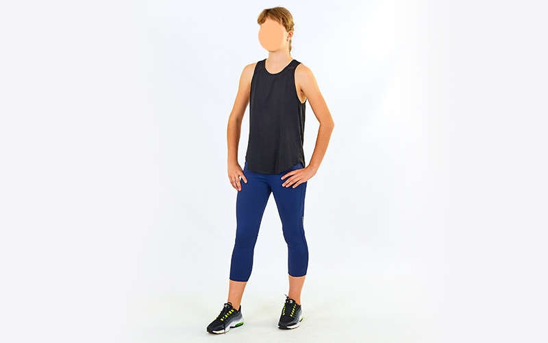 Майка для фитнеса и йоги VSX V012-B