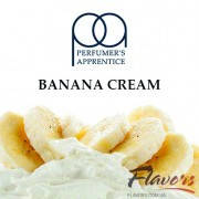 Ароматизатор The perfumer's apprentice TPA Banana Cream Flavor (Банановый крем) 30 мл.