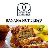 Ароматизатор The perfumer's apprentice TPA Banana Nut Bread Flavor (Банановый кекс) 50 мл.