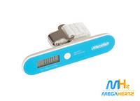 Весы багажные кантер Mesko MS 8147B Blue