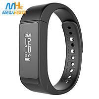 Фитнес трекер спортивные часы Fitness Sununitec I5 Plus Black