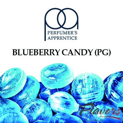 Ароматизатор The perfumer's apprentice TPA Blueberry Candy Flavor (PG) (Черничная конфетка)