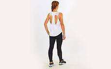 Майка для фитнеса и йоги VSX V012-W, фото 2