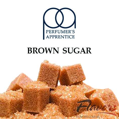 Ароматизатор The perfumer's apprentice TPA Brown Sugar Flavor  (Коричневый сахар)