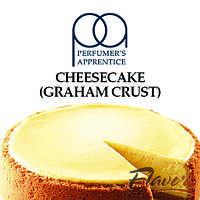 Ароматизатор The perfumer's apprentice TPA Cheesecake (Graham Crust)  (Чизкейк (Грэхем крекер))