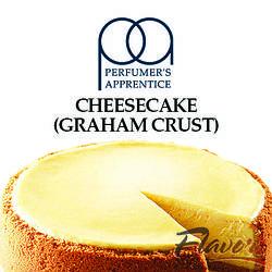 Ароматизатор The perfumer's apprentice TPA Cheesecake (Graham Crust)  (Чизкейк (Грэхем крекер))