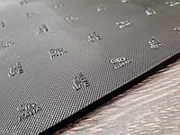 Полиуретан листовой GTO Italia р.400*200*6мм цвет черный