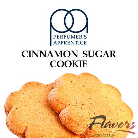 Ароматизатор The perfumer's apprentice TPA Cinnamon Sugar Cookie (Сладкое печенье с корицей)