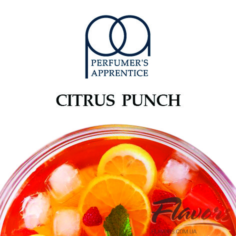 Ароматизатор The perfumer's apprentice TPA Citrus Punch Flavor * (Цитрусовый пунш)