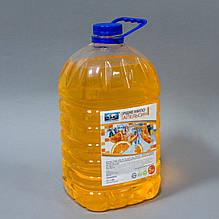 Жидкое мыло, 5л (ПЭТ), апельсин