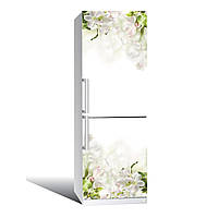 Наклейка на холодильник  Нежность