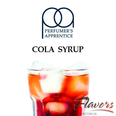 Ароматизатор The perfumer's apprentice TPA Cola Syrup Flavor * (Кола сироп)