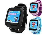 Детские умные GPS часы Q100 (Q100s)