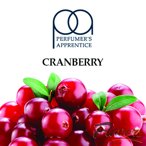 Ароматизатор The perfumer's apprentice TPA Cranberry Flavor** (Клюква)