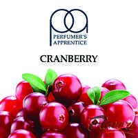 Ароматизатор The perfumer's apprentice TPA Cranberry Flavor** (Клюква) 5 мл.