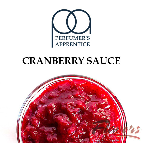 Ароматизатор The perfumer's apprentice TPA Cranberry Sauce Flavor ( клюквенный джем )
