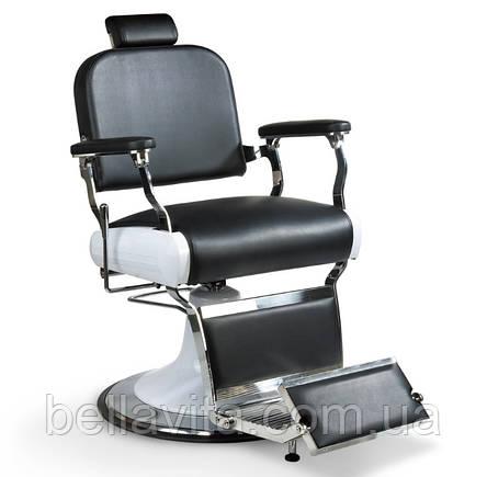 Перукарське чоловіче крісло Lord, фото 2